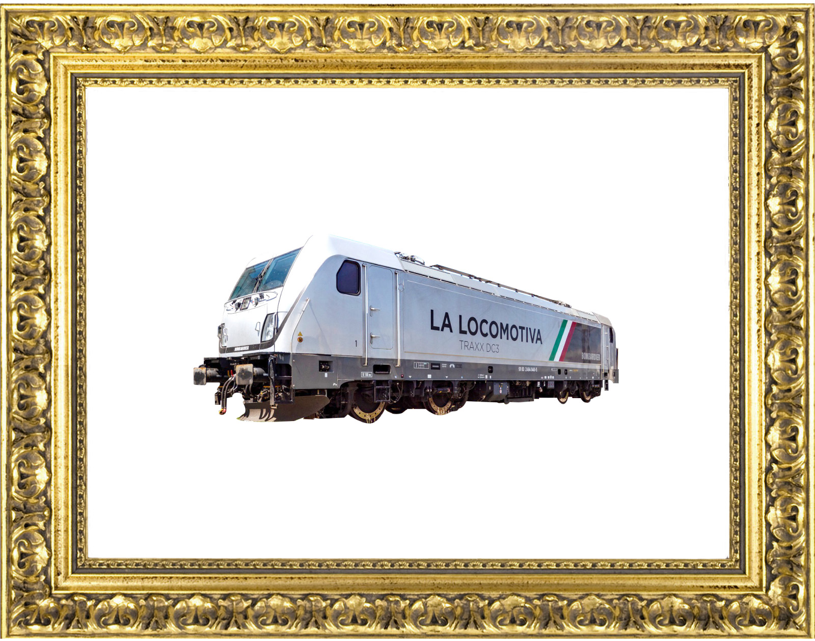 Locomotiva E.494